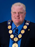 Mayor - Rob Ford