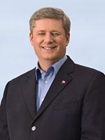 Prime Minister - Stephen Harper